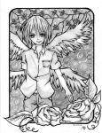 Angel of Two Natures by aozora-yume15