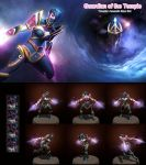 DOTA2 Templar Assassin Set_Guardian of the Temple by polter317