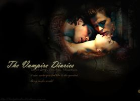 the vampire diaries by hazelxxx