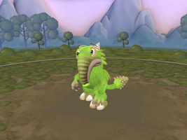 FRED FRED BURGER ON SPORE YES by lacheetara