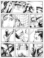 Bright Eyes pg. 1 by PeterPalmiotti