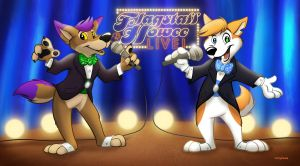 Flagstaff and Howee Live by marymouse