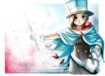Trucy and the Butterflies by horizontesurreal