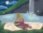 Zelink collab by Kaaethe