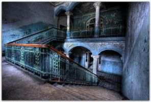 Stairwell by RalfB