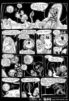 Checkers' World no.2 page 1 by JarrrodElvin