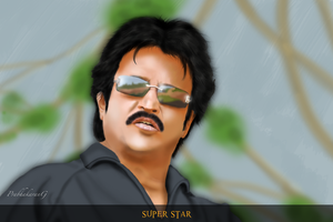 Tribute to Super Star by thelfs