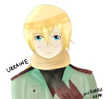 Male!Ukraine by KitsuneShadoru