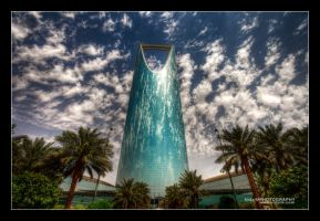 Kingdom Tower, Riyadh by nidalm