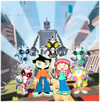 S.R.M.T.H.F.G and his Friends Wallpaper by 9029561