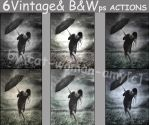 White and black ps actions by cat-woman-amy--stock