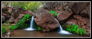 Lomi Lomi Falls by aFeinPhoto-com