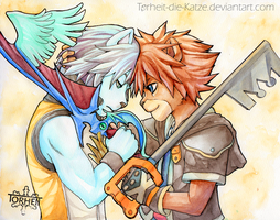 KH - We stay together by Torheit-die-Katze