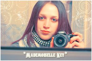 Mademoiselle Key by Mad3m0is3ll3-K3y