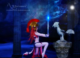 Roman Night By Annemaria48 by IrinaMarkiza