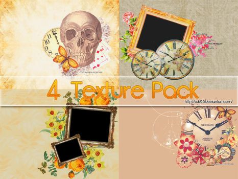 4 Texture Pack by Suki95