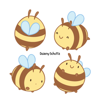 Little Bee by Daieny