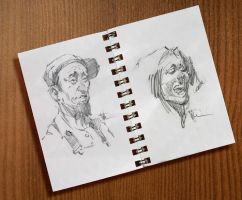 Sketchbook 2 by Eyth