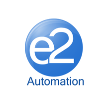 e2 Automation Logo by Garbo-X