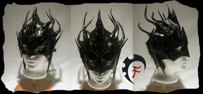 Dark mask by Feral-Workshop