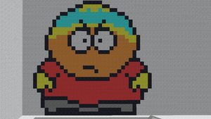 Minecraft - Eric Cartman by shadex00x