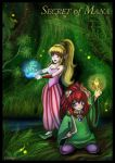 Secret of Mana by tooniegirl