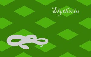 Slytherin WP by Megacoral