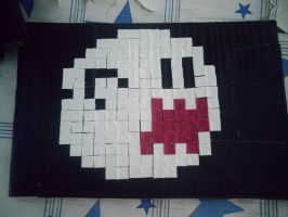 Boo Wallet -Duct Tape- by dbgtrgr