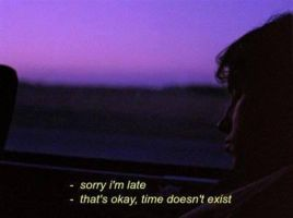 Sorry, I'm Late by Jacquevalelapena