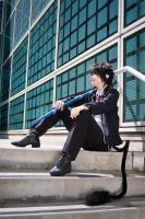 Ao no Exorcist - Blue by Gwiffen
