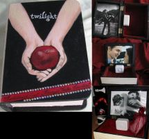 TWILIGHT JEWELRY BOOK BOX by 1Brianna1