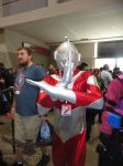 Ultraman by OtakuDude83