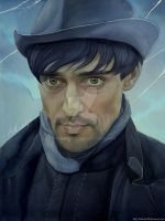 Count Riario by kimberly80