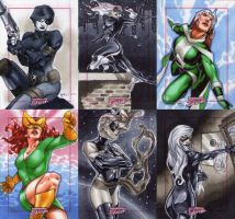 Marvel Dangerous Divas 03 by RichardCox