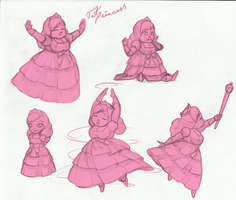 Fat Princess For The Title by yamon-venzli
