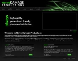 Nerve Damage Productions - WIP by squizzi