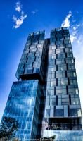 The Glass Tower by ScorpionEntity