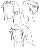 Head Bases by ToAtoneArt
