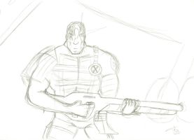 WIP Cable by FG-Arcadia