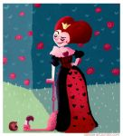Queen of Hearts by tissa