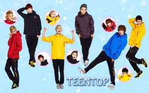 Teentop Skechers Korea by KpopGurl