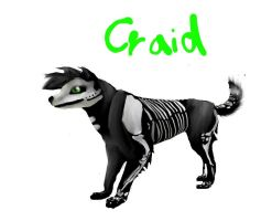 Craid by CanineCriminal