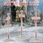 North Pole Signs by zememz