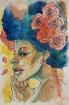 Afro Chic by Android-Bones
