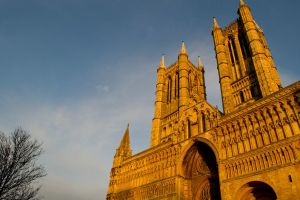 Lincoln Cathedral 2 by Preachman