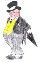 The Fat Controller (Hanna-Barbera Style) #1 by CCB-18