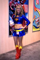 Super Girl by creativesnatcher69