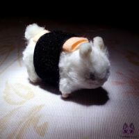 :Sushi Hamster: by PrePAWSterous