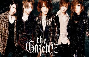 the GazettE by x-Reiko