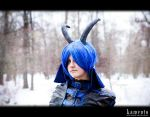 Lamento: Demon of Grief by DashaOcean